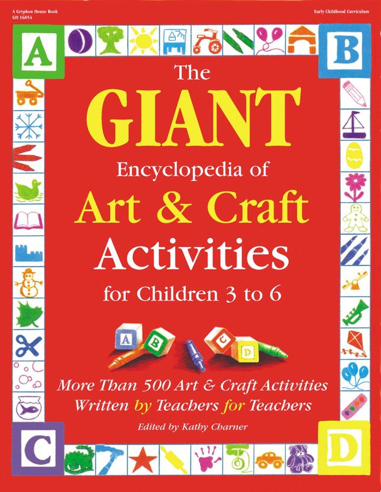 GIANT Encyclopedia Craft Activities Children product image