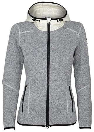 Supernatural Super natural Combustion 320 Sweat zippé à capuche en laine mérinos pour femme s Y8fLBSMtYz