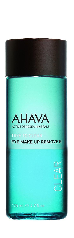 AHAVA Démaquillant Minéral pour les Yeux, 125 ml