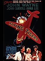 Flying Tigers (B/W)