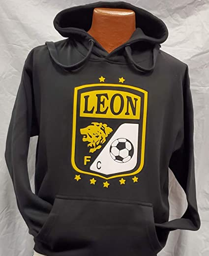 New Club Deportivo Leon Hoodie sudadera de Gorro