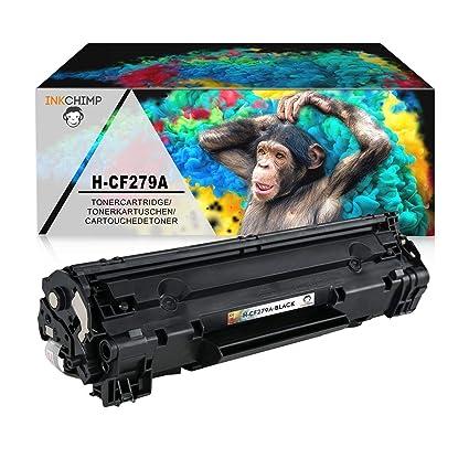Tóner equivalente a HP cf279 a CF de 279 de a, compatible con HP ...