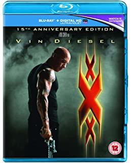 XXX: The Return Of Xander Cage 4K Ultra HD Blu-ray 2017