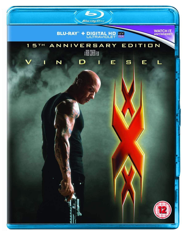 Xxx [Reino Unido] [Blu-ray]: Amazon.es: Samuel Jackson, Vin Diesel, Asia Argento, Marton Csokas, Rob Cohen, Neal Moritz, Neal H. Moritz, ...