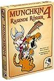 Pegasus Spiele 17214G - Munchkin 4, Rasende Rösser