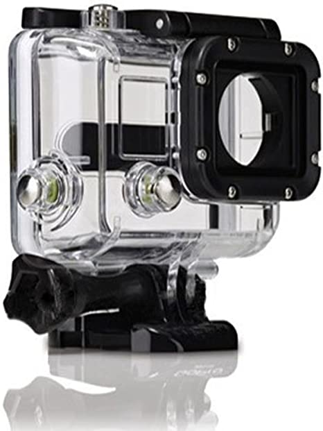 Oh de caja® Waterproof Case for Gopro 100 m Professional for Gopro Hero 3 +/3 Camera Comp COMPATIBLES Housing for Go Pro: Amazon.es: Deportes y aire libre