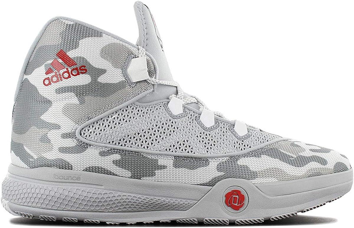 adidas Zapatillas de Baloncesto Performance Derrick Rose Dominate 2016 para Hombre, 19, Blanco: Amazon.es: Deportes y aire libre