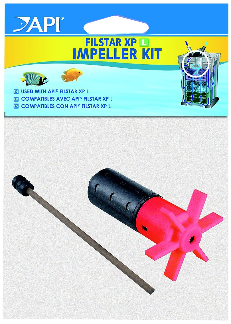 API FILSTAR XP L IMPELLER KIT Aquarium Canister Filter Spare Part 1-Count by API