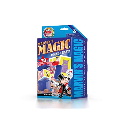 Marvin's Magic MME 3001 30 Tricks Set 1 Blue Multilingual, Multi: Toys & Games