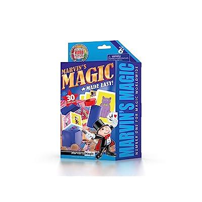 Marvin's Magic MME 3001 30 Tricks Set 1 Blue Multilingual, Multi: Toys & Games