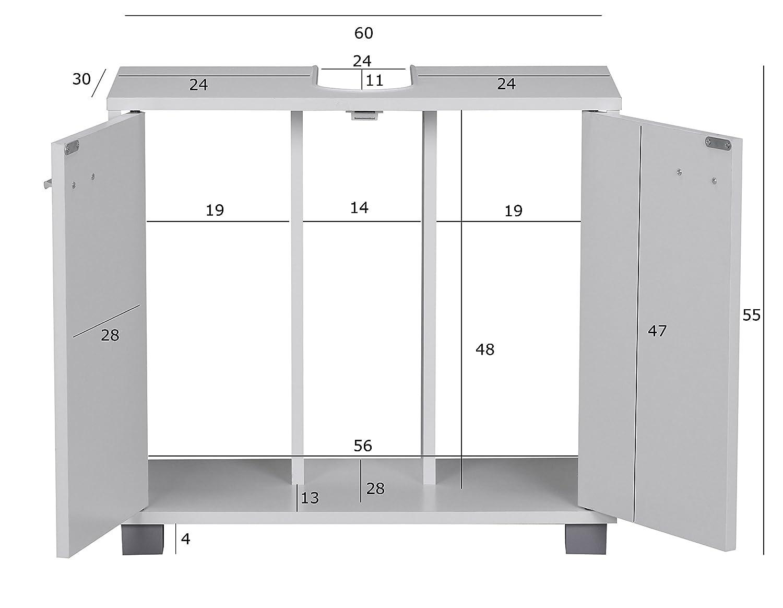 waschbecken 55 cm breit free breite cm waschbecken mit ga nstig g ste wc breit haus ideen. Black Bedroom Furniture Sets. Home Design Ideas
