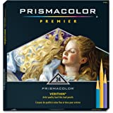 Prismacolor Premier Verithin Colored Pencils, 24 colors set