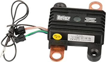 Automatic Battery Disconnect WirthCo 20390 Battery Doctor Battery Life Preserver