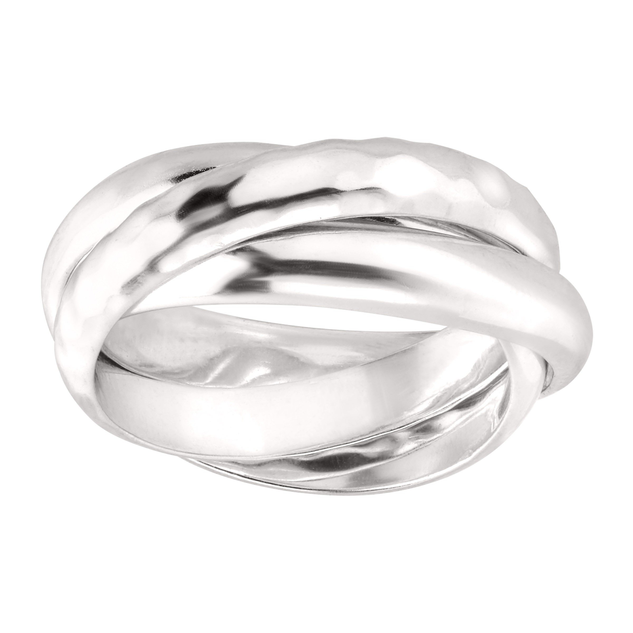 Silpada 'Showtime' Sterling Silver Ring, Size 8