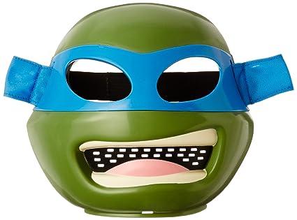 Teenage Mutant Ninja Turtles Leonardo Merged Bandana Deluxe Mask Action Figure