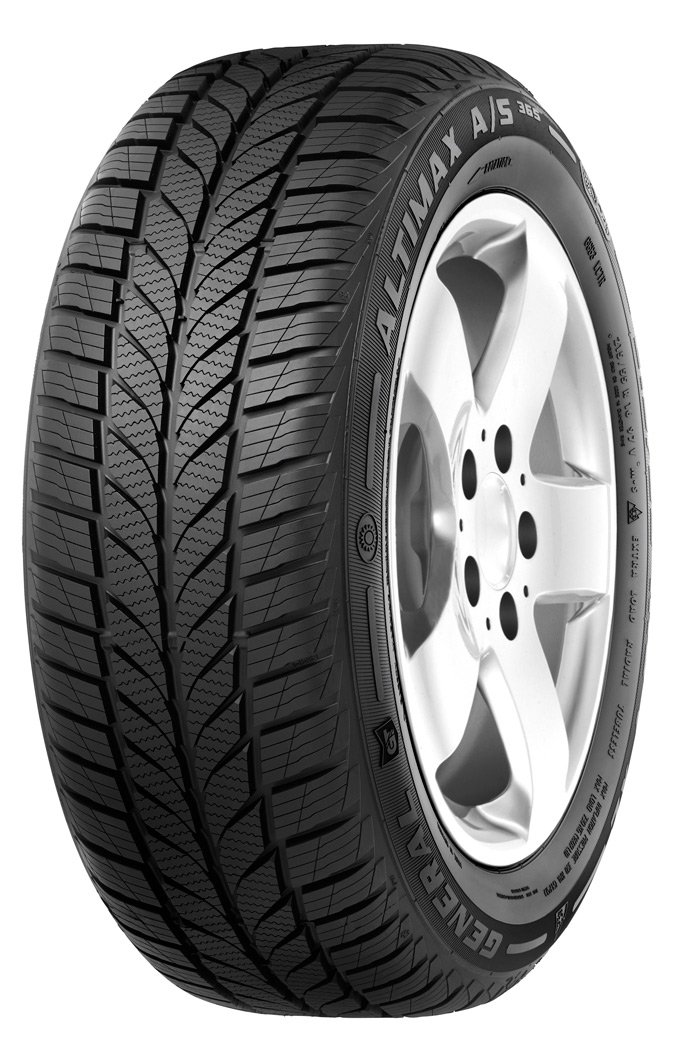 General Tire 185/65 R15 88H ALTIMAX A/S 365 Pneumatico quattro stagioni