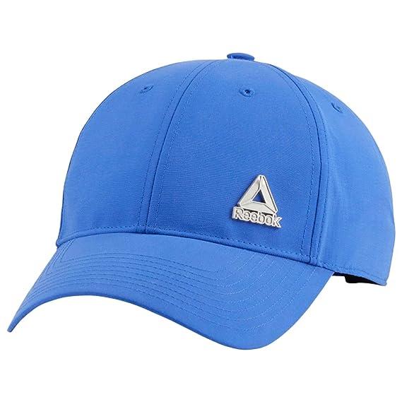 0596a30f Reebok Unisex Blue Active Foundation Badge Cap: Amazon.in: Clothing ...