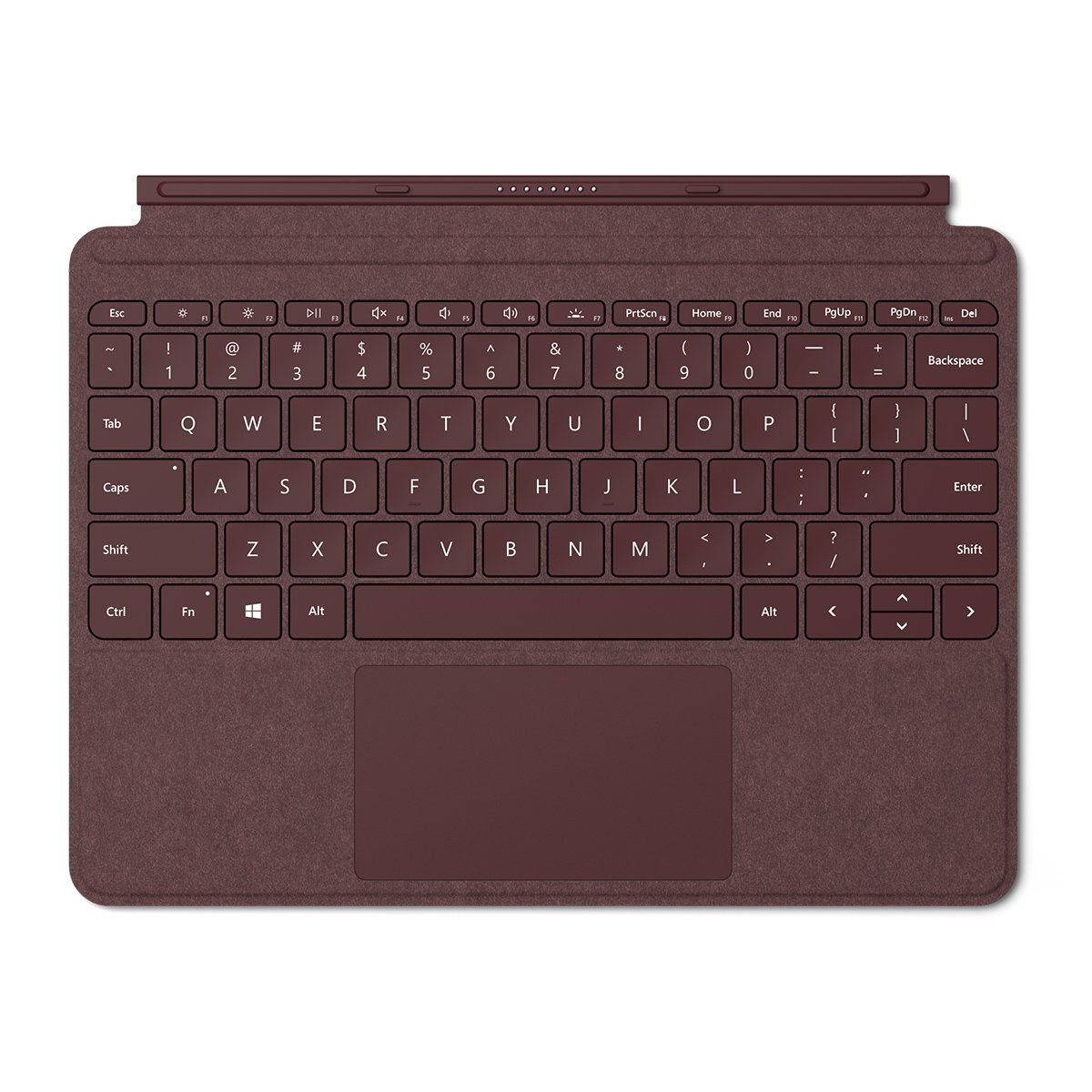 Teclado Microsoft Surface Go Alcantara Signature Type Cover