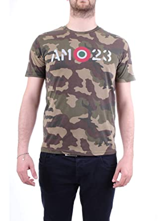 Aeronautica Militare 191TS1604J446 T-Shirt/Polo Hombre XXXL ...