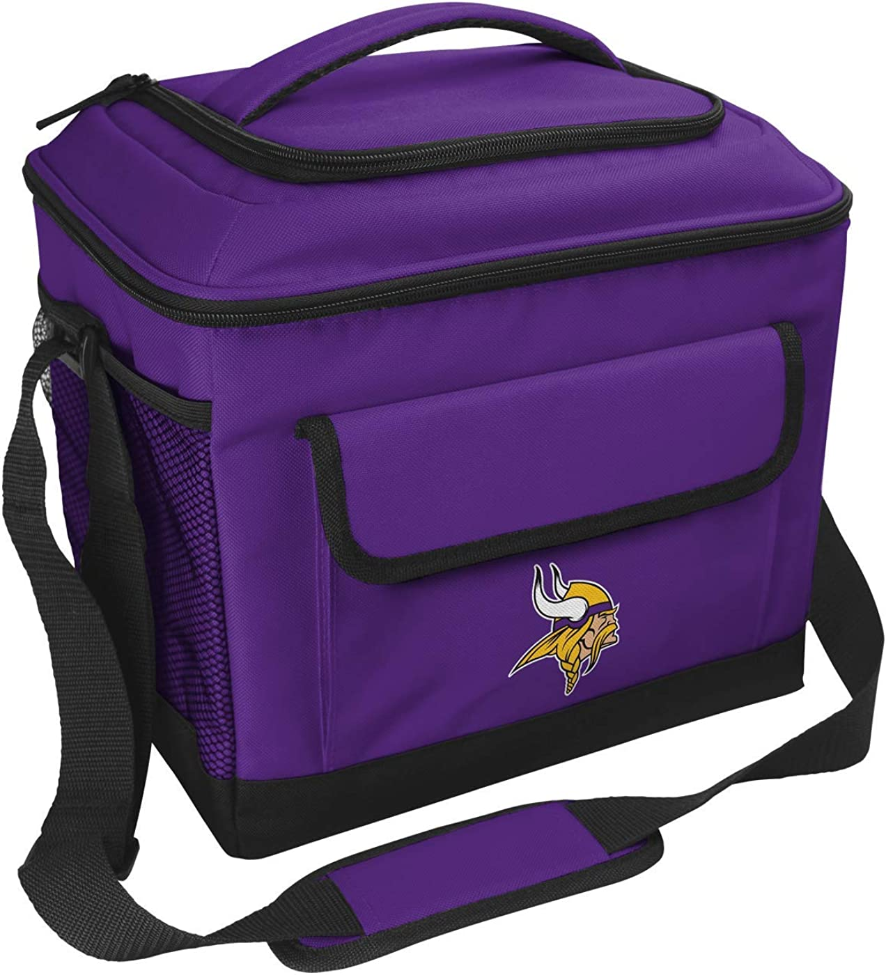 Rawlings NFL Soft-Sided Insulated Cooler 24-Can Capacity (ALL TEAM OPTIONS)