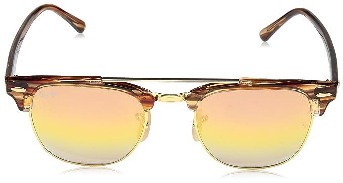 36208ace5a RAYBAN JUNIOR Unisex s 0RB3816 1237I1 51 Sunglasses