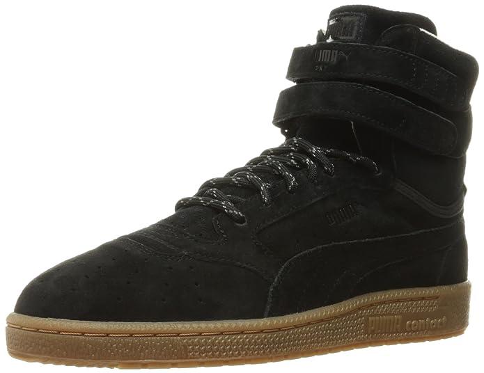 PUMA Men's Sky II HI Winterised Basketball Shoe