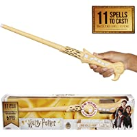 Harry Potter, Lord Voldemort's Wizard Training Wand - 11 Spells TO Cast!