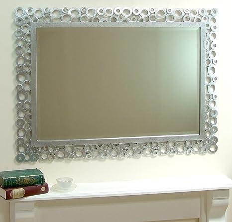 Amazon.com: Barcelona Trading Amalfi Silver Leaf Large ...