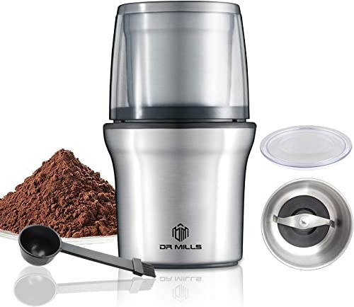 DR MILLS DM-7412N Electric Dried Spice and Coffee Grinder