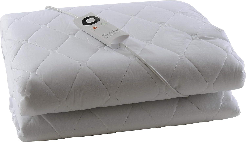 Sleepwell 6984 - Funda de colchón de algodón, tamaño Individual: Amazon.es: Hogar