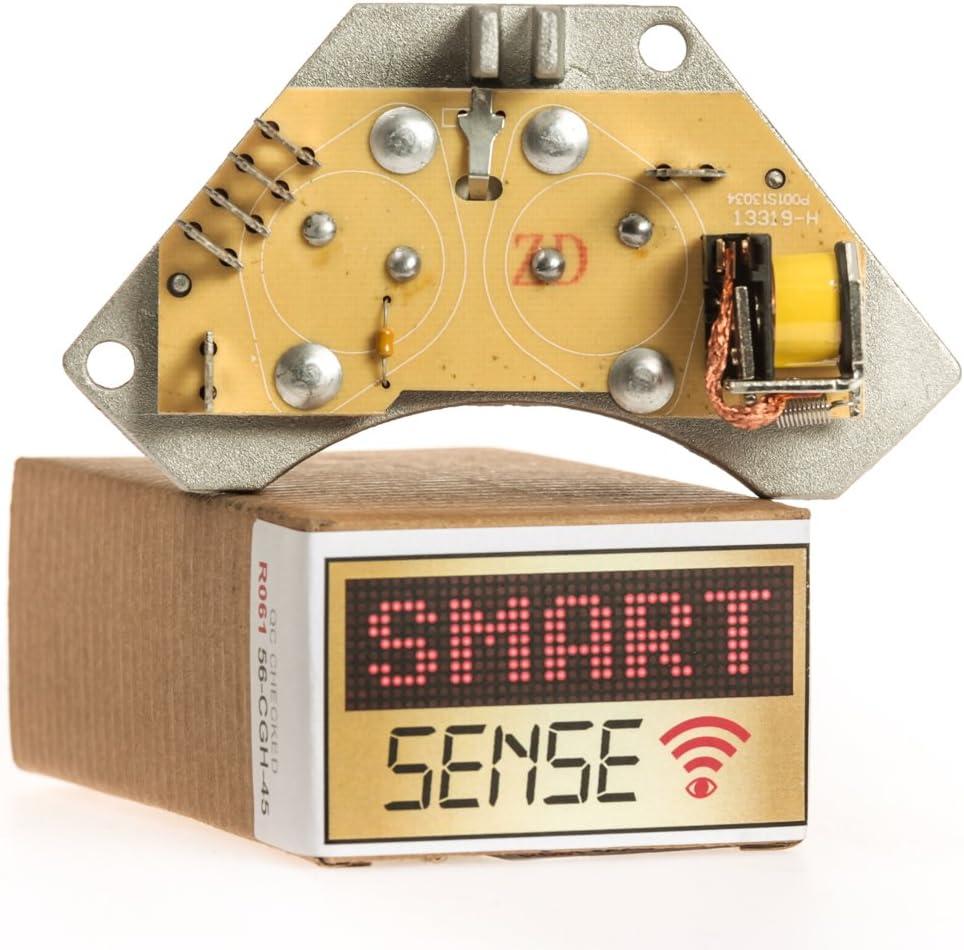 SmartSense calentador soplador Resistencia para Citroen 644178 ...