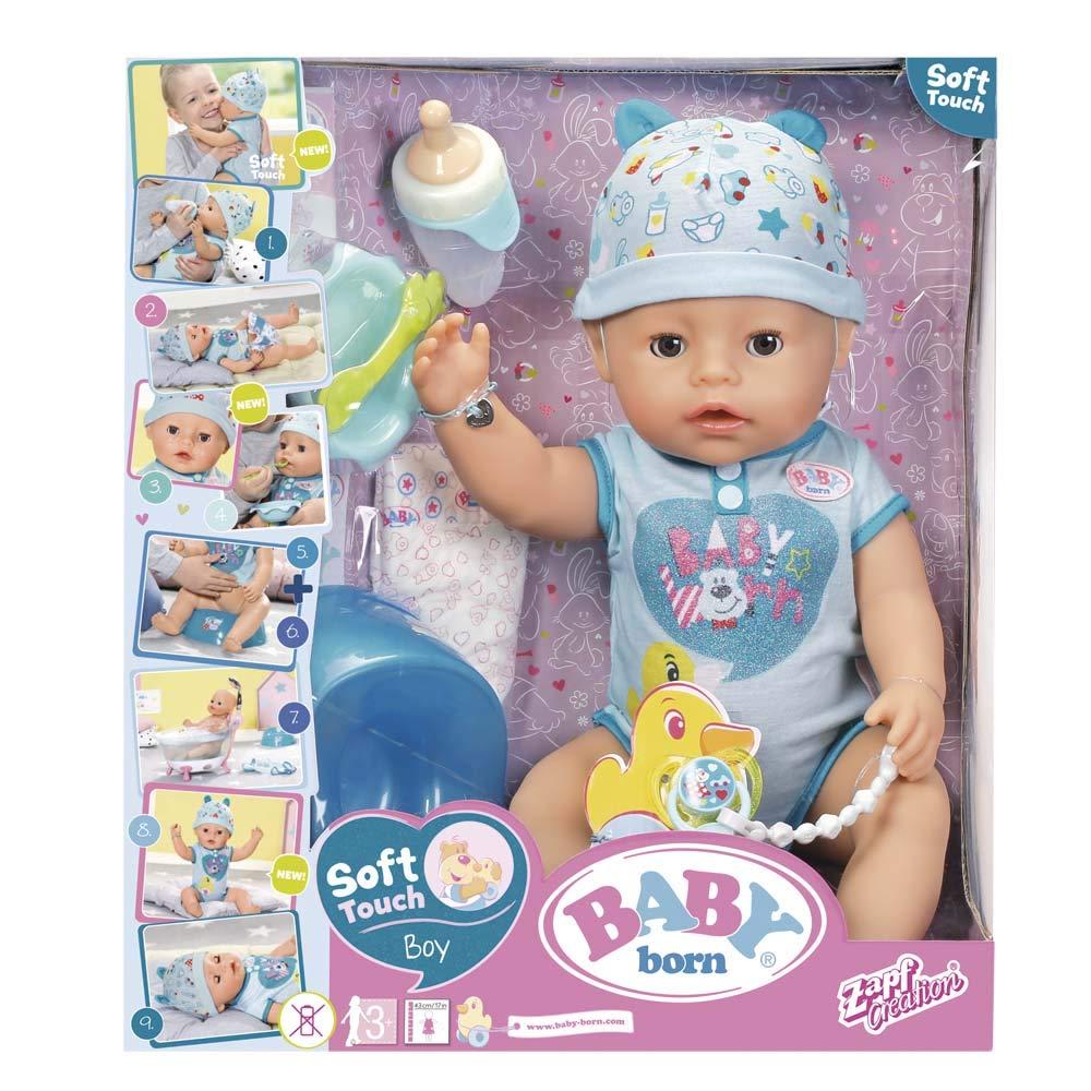 Baby Born - Baby Born Niño (Bandai 819203)