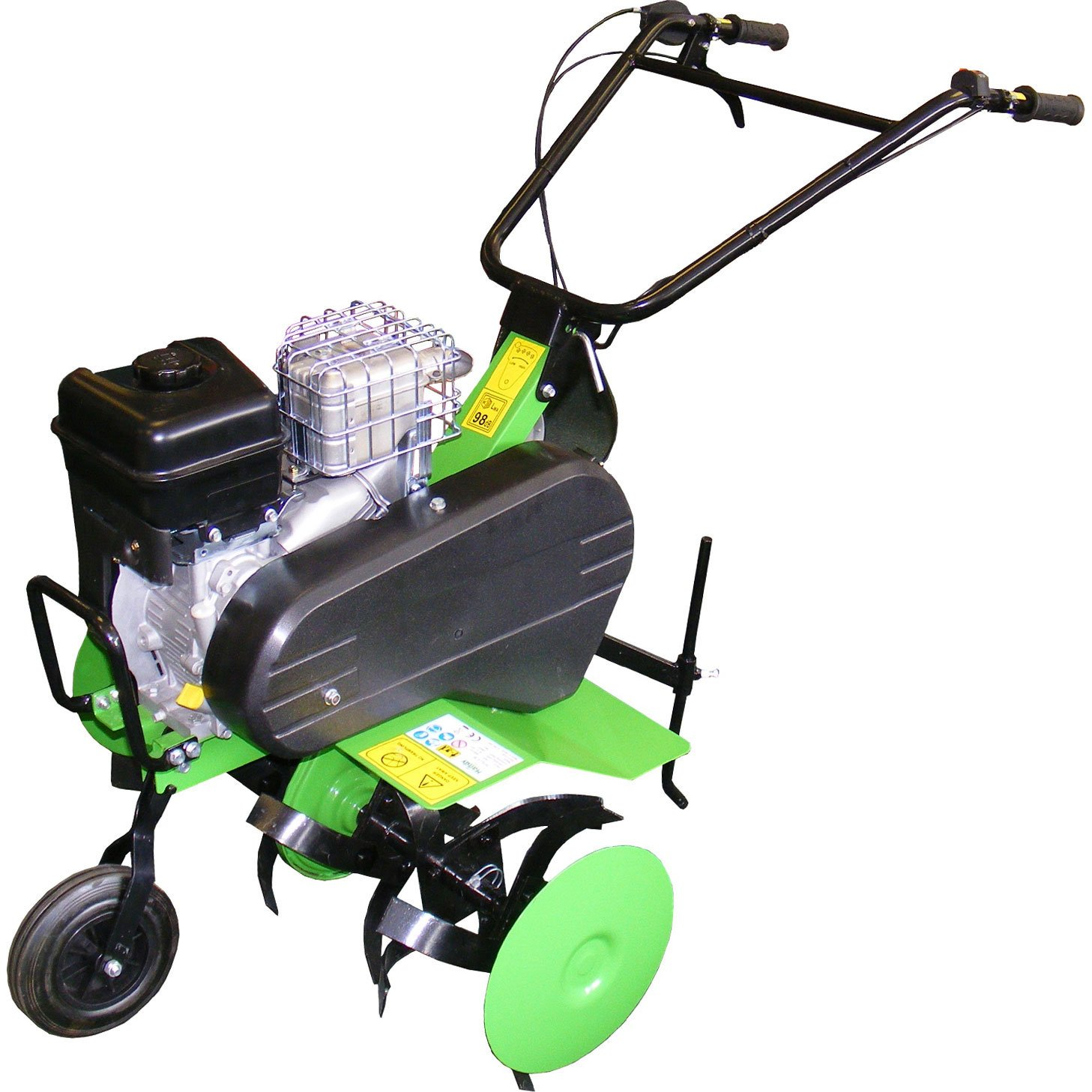 Handy 65 Petrol Tiller Garden Outdoors Have A Briggs Stration Four Horsepower I Trried