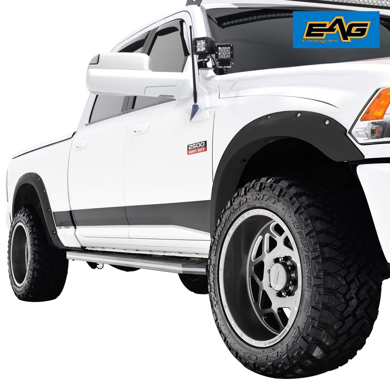 Ram 2500 Bushwacker Extend A Fender Dodge