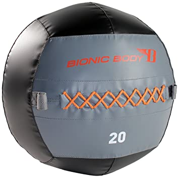 d4baee39d Bionic Body Soft Medicine Wall Ball  Amazon.co.uk  Sports   Outdoors