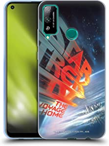 Head Case Designs Officially Licensed Star Trek The Voyage Home Movie Posters TOS Soft Gel Case Compatible with Huawei Honor Play 4T
