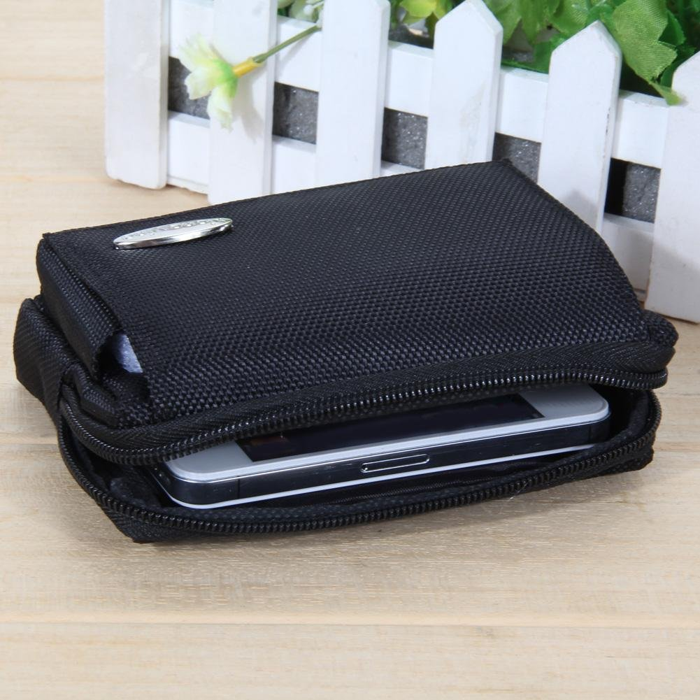 Tuankay Men Leather Wallet Pockets Money Purse ID Credit Card Clutch
