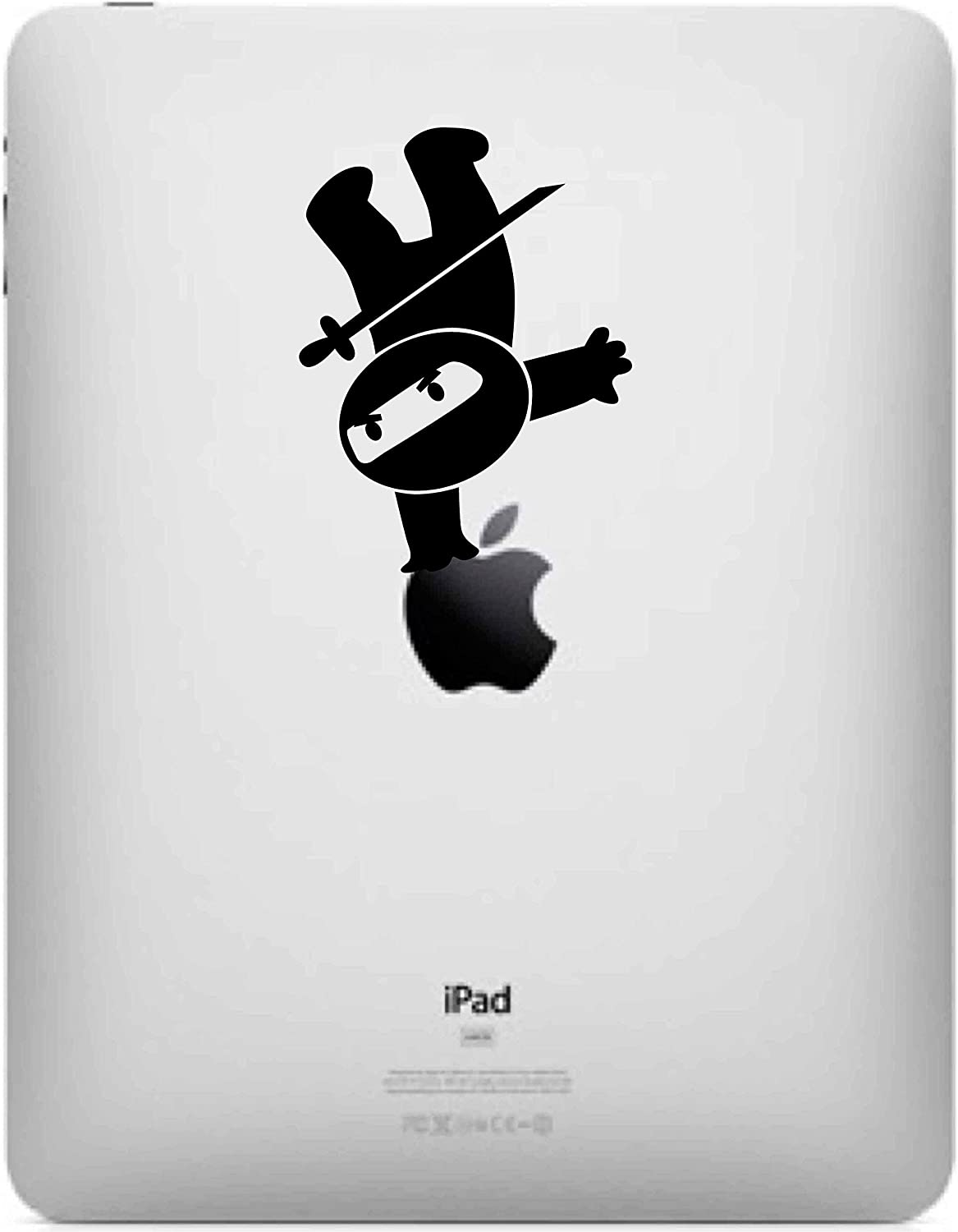 Ninja Ipad Decal Ipad Sticker Tablet Decal Apple Skin Ipad Air Decal