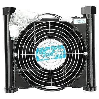 Intercambiador de calor hidráulico, enfriador de aire hidráulico ...