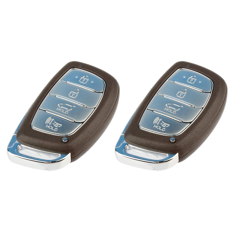 USARemote TQ8-FOB-4F03 fits 2013 2014 2015 Hyundai Tucson Flip Key Fob Keyless Entry Remote