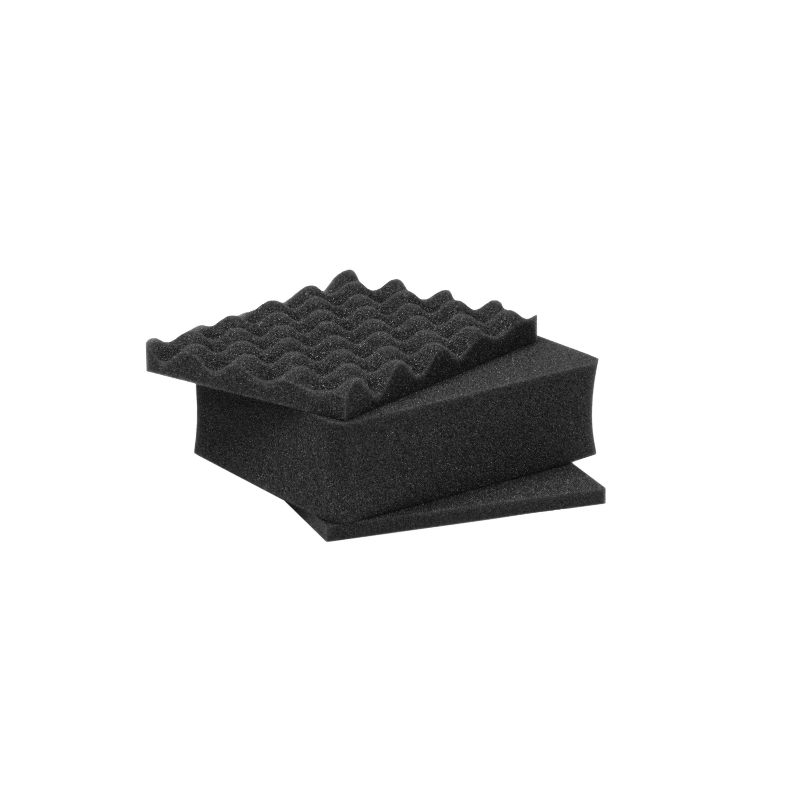 Foam inserts (3 part) for 905 Nanuk Case