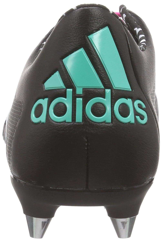 adidas X 15.1 SG Leather, Scarpe da Calcio Uomo, NeroRosa