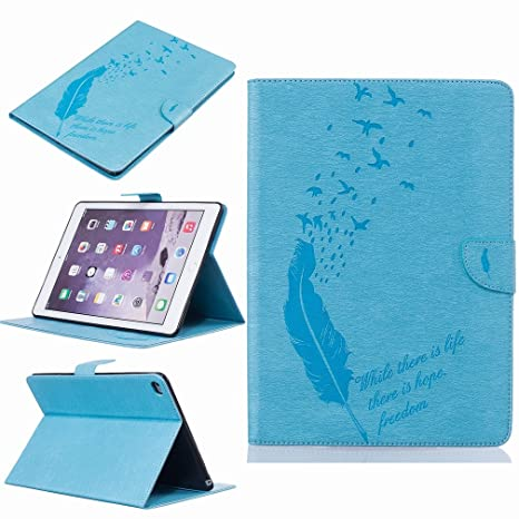 Yiizy Apple iPad Air 2 / iPad 6 Funda, De Grabación En ...