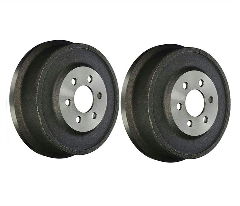 For 2000-2002 Dakota 1998-2002 Durango Front Brake Rotors /& Rear Brake Drums