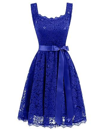 Review BeryLove Women's Floral Lace