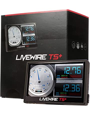 SCT Performance - 5015P - Livewire TS+ Performance Tuner and Monitor - Ford Preloaded and Custom