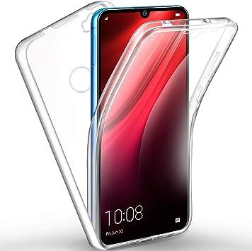 AROYI Funda Xiaomi Redmi Note 8T, Ultra Slim Doble Cara Carcasa ...