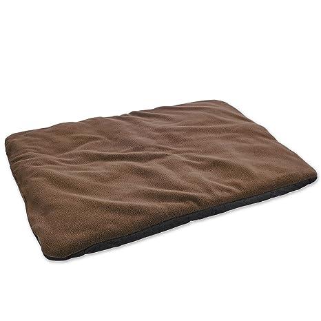 vitazoo Manta térmica para Perro, marrón, Acolchada y Aislante, Lado Inferior Antideslizante e Impermeable, 70 cm x 100 cm - Cama para Perro, Manta ...