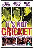 Its Not Cricket [DVD]