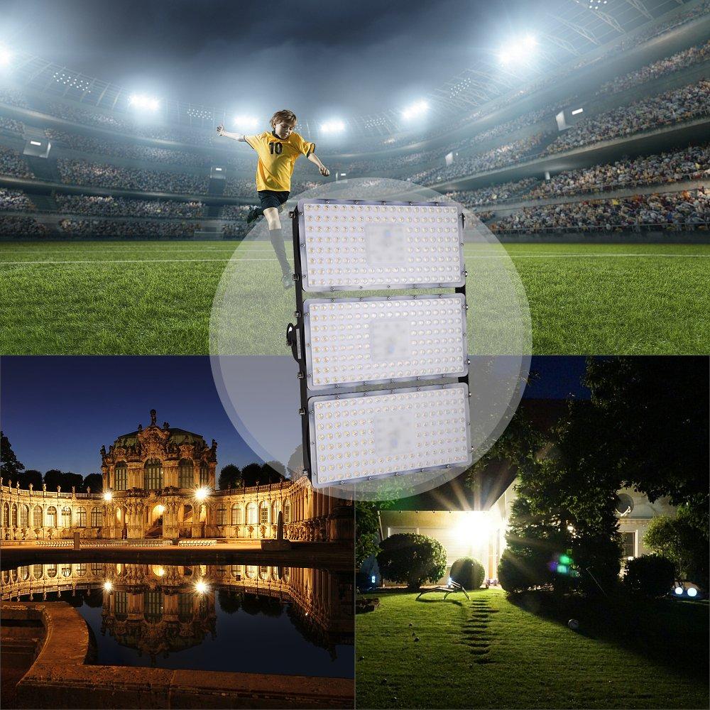 Led Flutlicht Strahler Außenleuchte] Viugreum Super Hell 300W LED ...